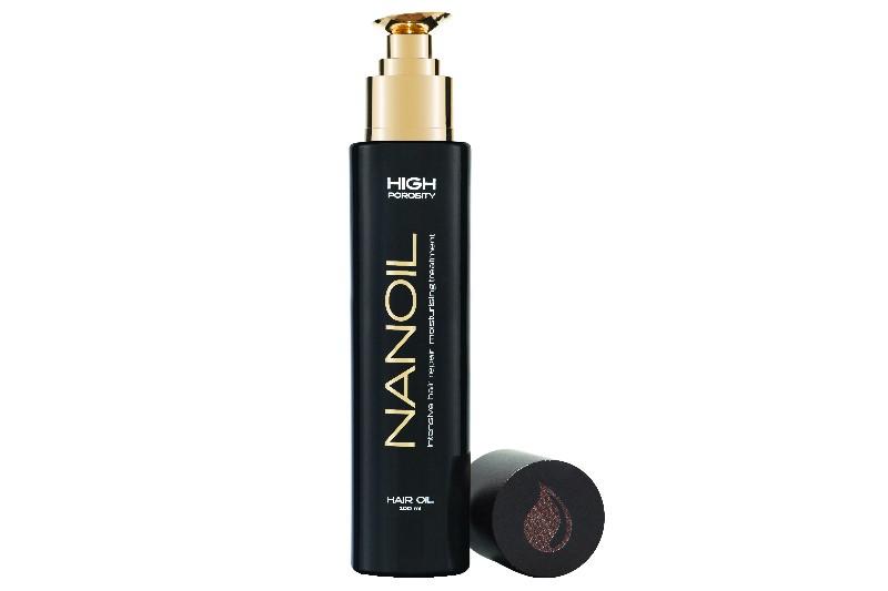 Effective oil for hair Nanoil